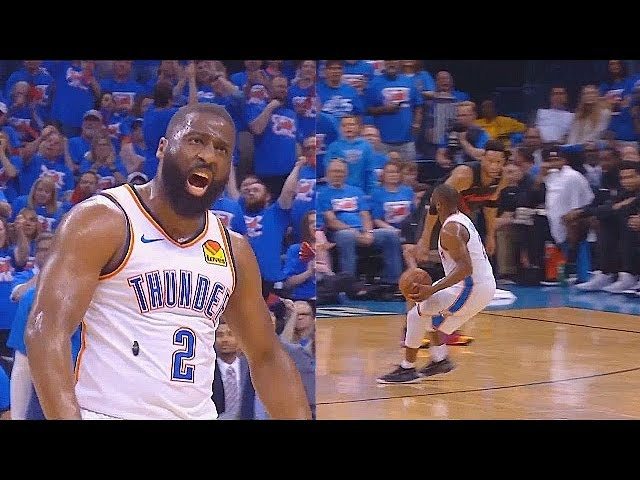 Entire Thunder Crowd Goes Crazy After What Seems To Be Raymond Felton's First Time Scoring!