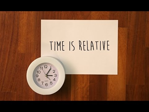Time Is Relative A Zan Bassanese Short Film