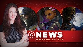 Watch Dogs 2 Multiplayer Arrives & New Blizzard Game Looks Likely! - GS Daily news