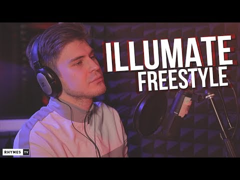 ILLUMATE — FREESTYLE на радио RhymesFM