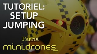 [French] Parrot Minidrones - Jumping - Tutoriel #1 : Mise en route