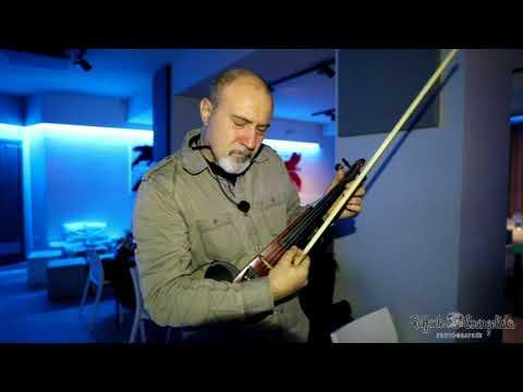 Il violinista più pazzo del mondo ! Felice D'Amico