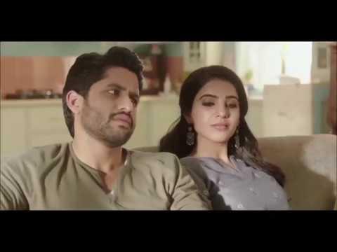 Samantha and Naga Chaitanya Big Bazar All Advertisements