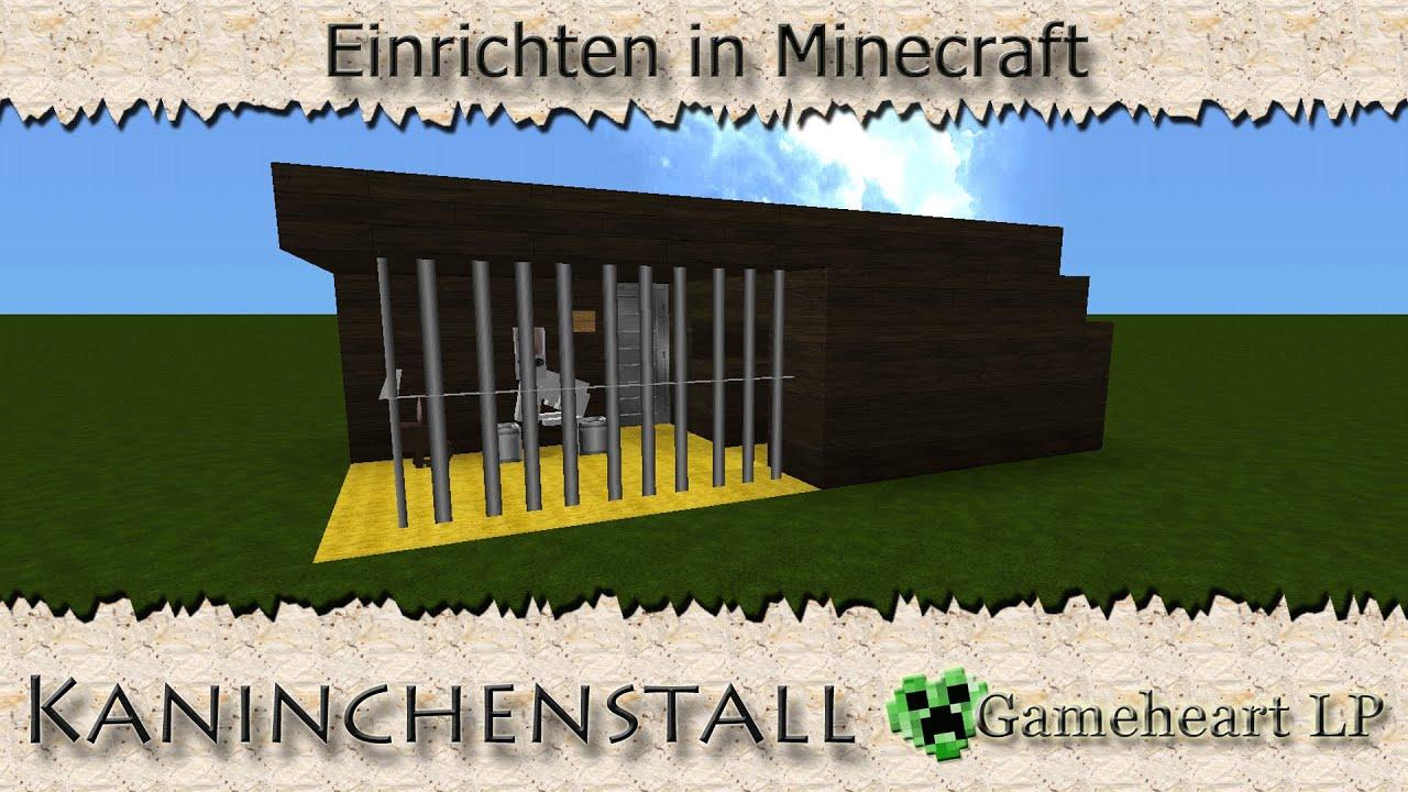 Minecraft kaninchenstall einrichten in minecraft youtube - Kaninchenstall einrichten ...