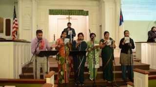 devuni samukha telugu christian worship దేవుని సముఖ జీవకవిలెలో utccnj choir