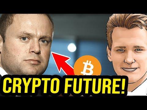 Malta PM: Crypto is the Future of Money, Huobi EOS Manipulation