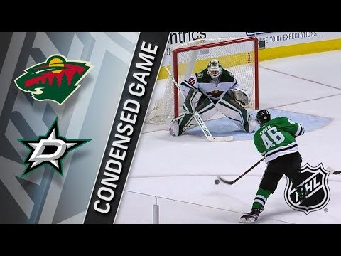 Minnesota Wild vs Dallas Stars – Mar. 31, 2018 | Game Highlights | NHL 2017/18. Обзор