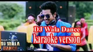 Dj Wala Dance By Akash Pritom ll adibashi hit song ll karaoke version ll 2018