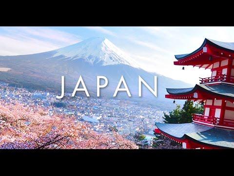 Красивые фото Японии - YouTube