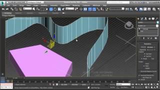 Модификаторы сплайнов в 3Ds Max. Видеокурс