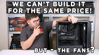 Mesh Computers E PRO 7 PreBuilt Gaming System - is the air flow all messed up?