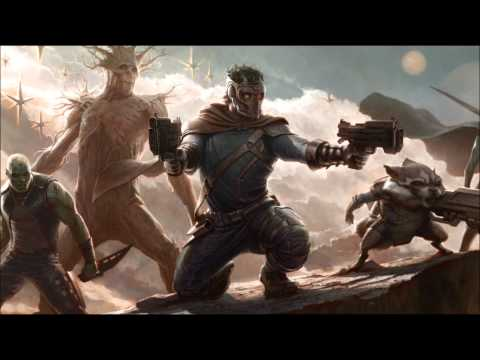 Guardians of the Galaxy - Trailer #1 Music #2 (Nine Inch Nails - Love Is Not Enough) - HD