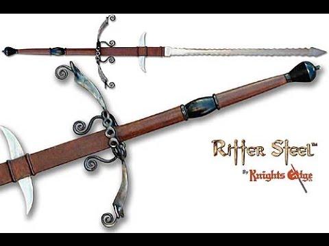 Medieval Review - Ritter Steel German Landsknechte