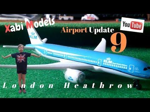 London Heathrow Airport Update 9 |