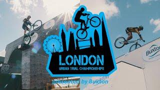 World's best trials riders at London Urban Trials Championships   Vlog 5   Eirik Ulltang