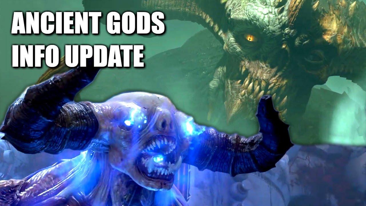 DOOM Eternal - NEW Ancient Gods DLC Update thumbnail