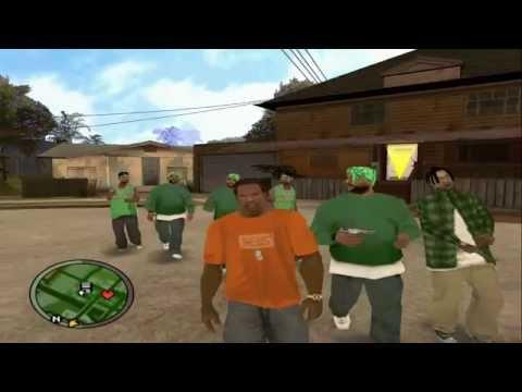 Gta San Andreas - Реальные пацаны [Real boys]