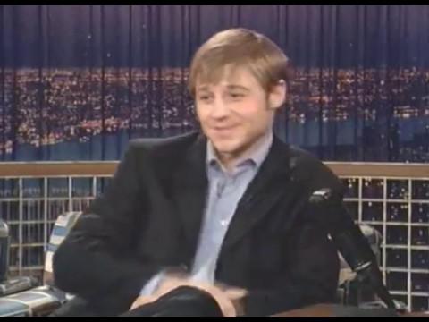 Conan O'Brien 'Ben McKenzie 5/21/04