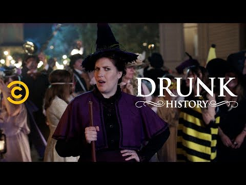 Aimee - Drunk History Halloween: Day 26 of the 31 Days of Hauntings
