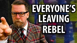 Why Everyone's Leaving Rebel Media
