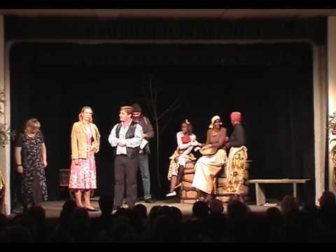 Divadlo Chocerady - Divotvorný hrnec - premiéra 22. 12. 2006.