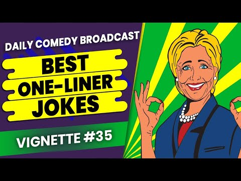 Funny Jokes For Adults | Funny Jokes 2020  | Funny One Liners | Vignette #35