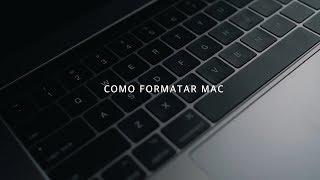 Como formatar mac ? Formatação Limpa | TUTORIAL Fernando Cesar thumbnail
