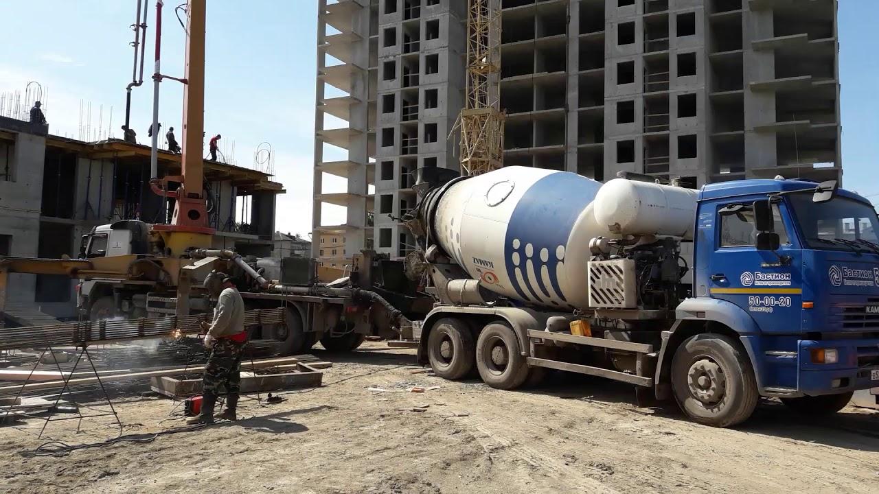 бастион бетон