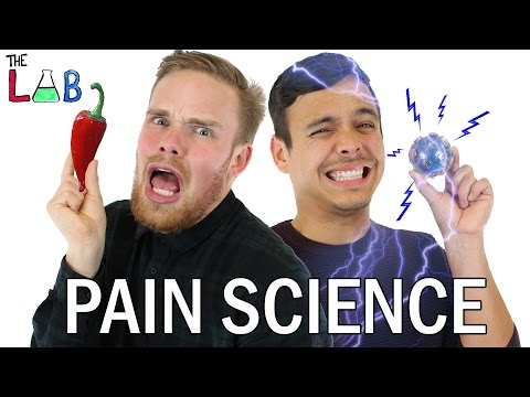 How Much Pain Can You Handle? (The LAB)