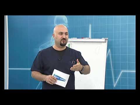 """Dr Vəlieva Elnurə """"Sağlam Yaşamaq"""" Ictimai TV"""