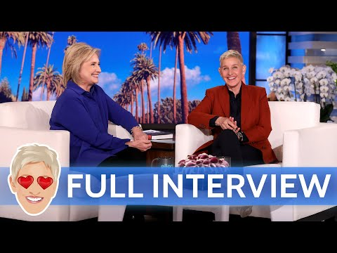 Hillary Clinton On Being 'Emotionally Drained' After Talking Monica Lewinsky Scandal For Docuseries