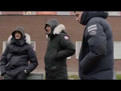 Nineb Youk - Rushen (Officiell Video)