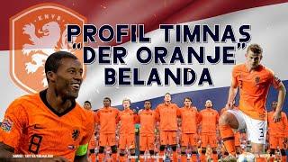 Piala Eropa 2020: Profil Singkat Timnas Belanda