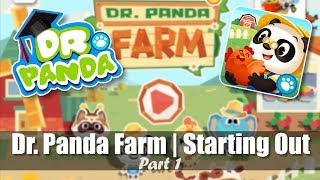 #1 Dr. Panda Farm - Starting Out | Fun Activity Game | iPad App from the App Store