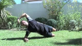 Gainage par christophe CARRIO : exercices, explications et bénéfices
