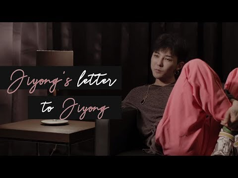 MOTTE: Kwon Jiyong (권지용) - A Letter To Future Self.  [ENG SUB]