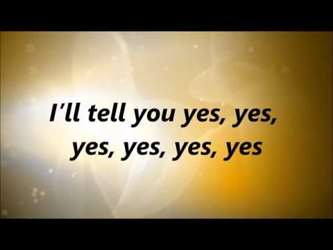 Michelle Williams - Yes (Lyrics)