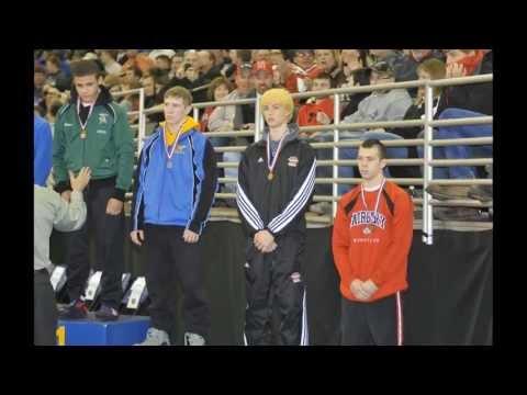 Beatrice High School Wrestling Season Video 2012-2013