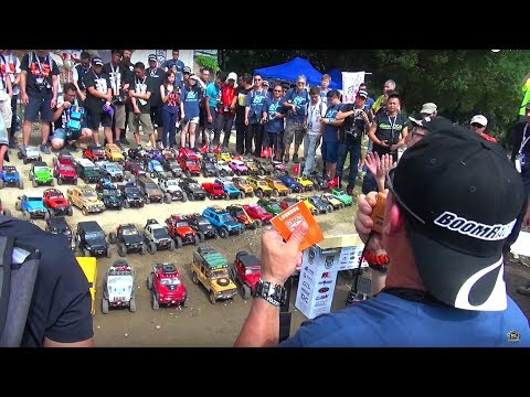 100 Scale Trucks on the Trail in Asia - RECON G6 | RC ADVENTURES