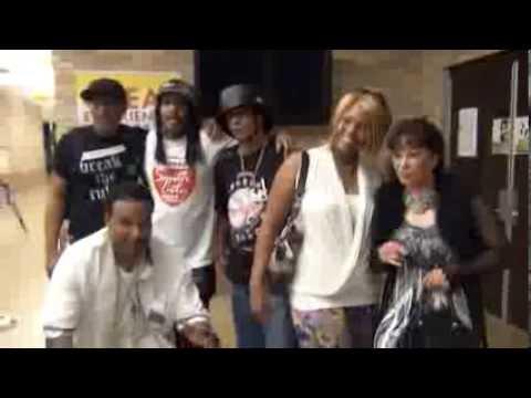 Having Fun w Billy Nunn & Stone City Band Members - YouTube