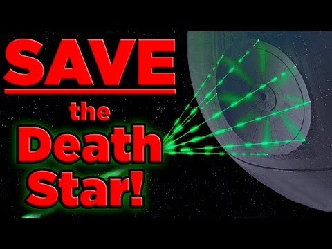 Film Theory: Luke SHOULDNT Destroy The Death Star (Star Wars)