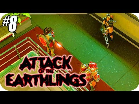 Attack of the Earthlings #8 Crazy World Of Finance & Marketing