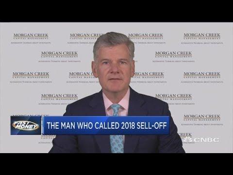 We're already in a bear market, says Mark Yusko of Morgan Creek Capital