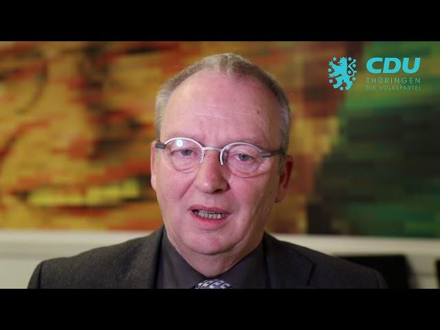 Jörg Kellner unterstützt Marion Walsmann