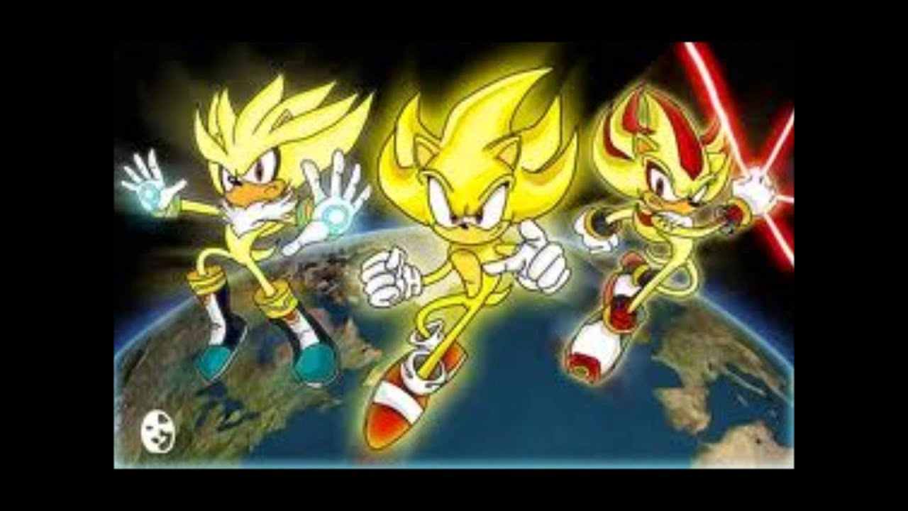 Mis Sonic The Hedgehog AMV: Super Silver (Bring Me To Life