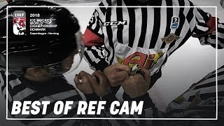 Best of Ref Cam | Gold Medal Game Edition | #IIHFWorlds 2018