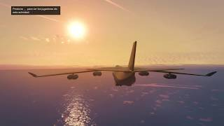 Grand Theft Auto V Mision Final DLC GUNRUNNING