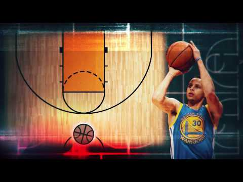 Breaking down 'the spot' for NBA champions | Buckets
