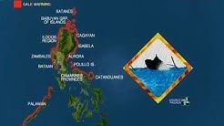 NTVL: Weather update as of 8:20 PM (December 07, 2019)
