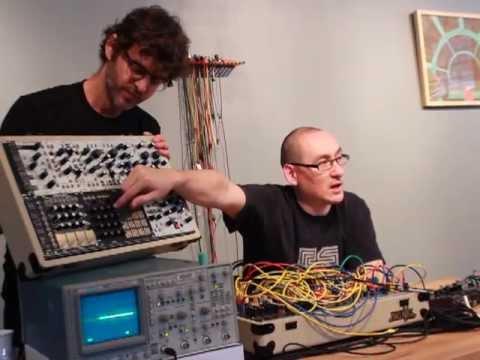 A Weekend with Make Noise :: Tony Rolando, Robert Aiki Aubrey Lowe & Richard Devine